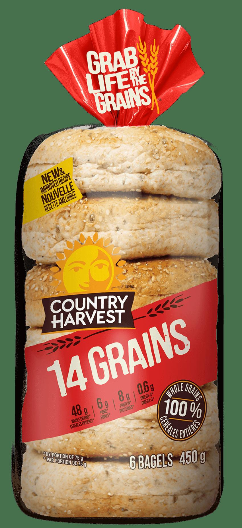 Country-Harvest-14-Grains-Bagel-Pack