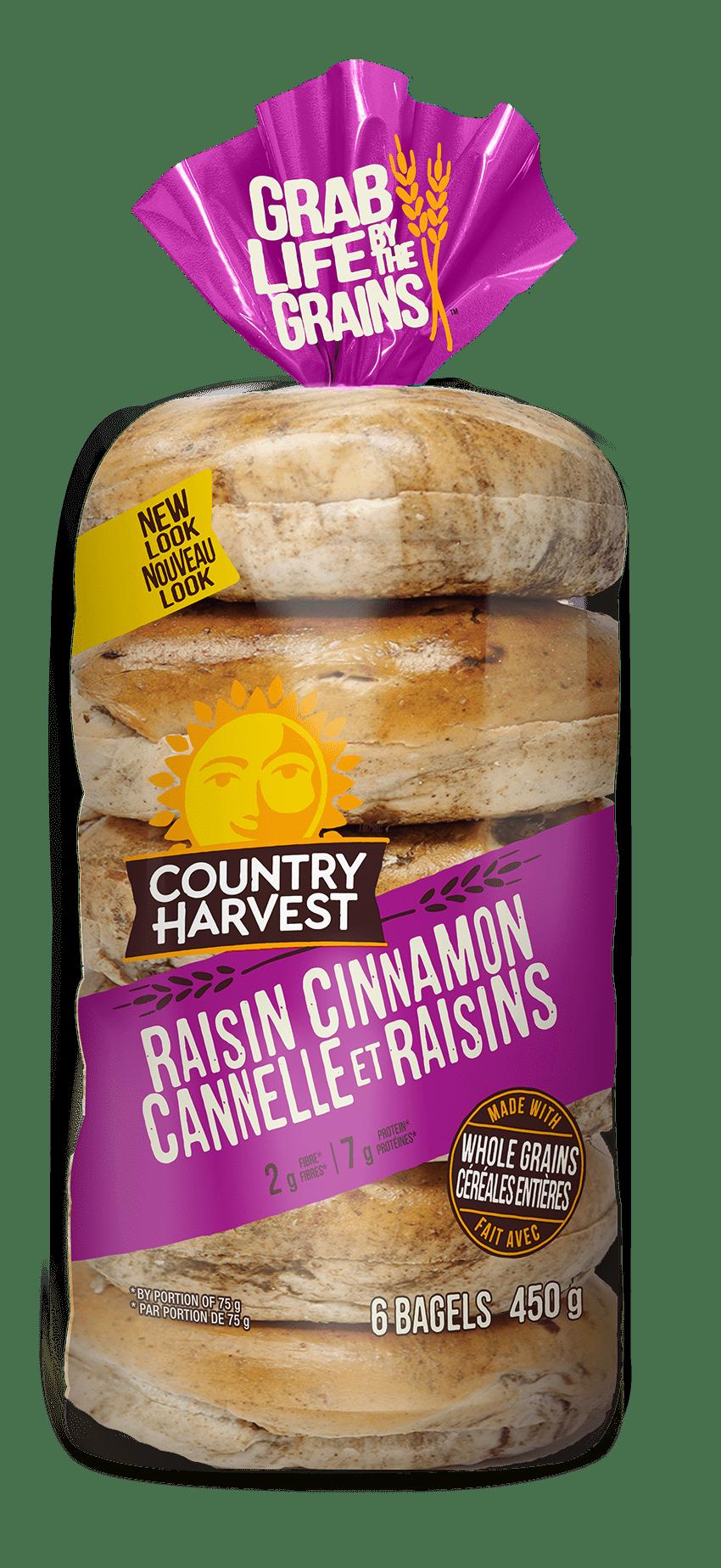 Country-Harvest-Cinnamon-Raisin-Bagel-Pack